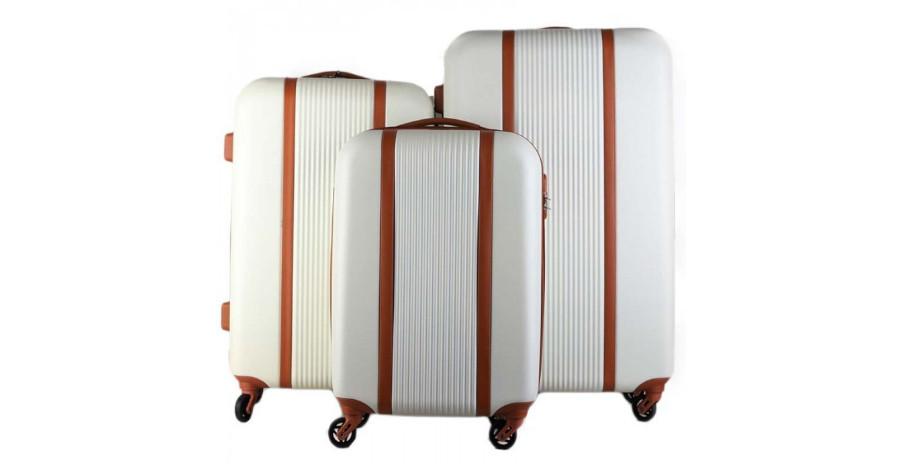 Aj cestovný kufor môže pohodlie a komfort na dovolenke ovplyvniť