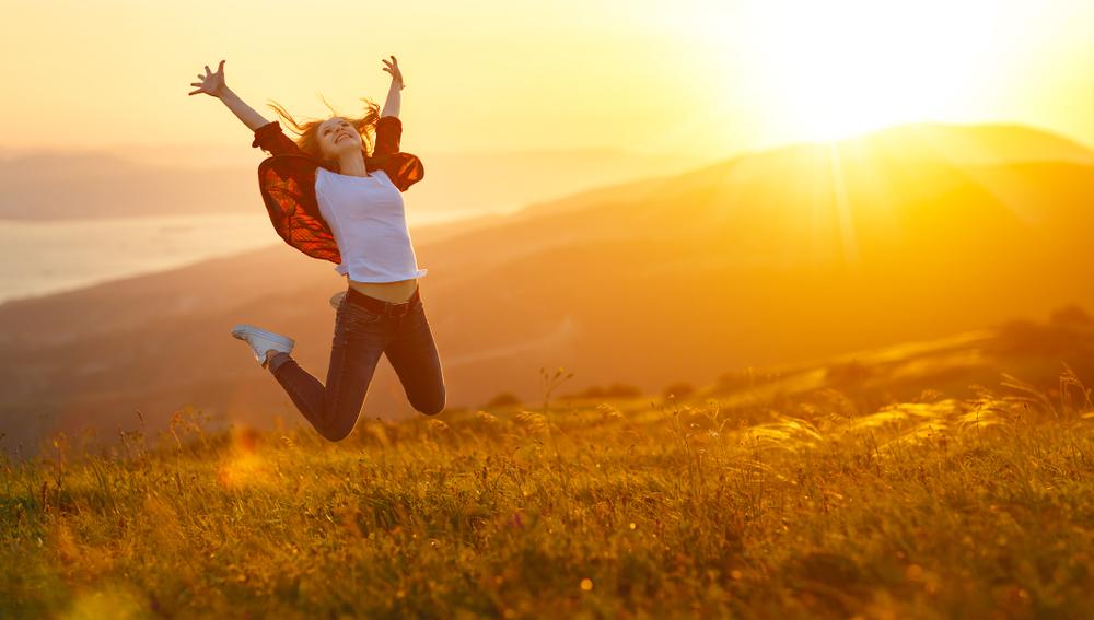 Čo robiť pre to, aby ste sa cítili spokojne a šťastne?