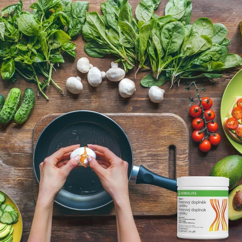 Doplňte do tela proteíny získané zrastlinných zložiek