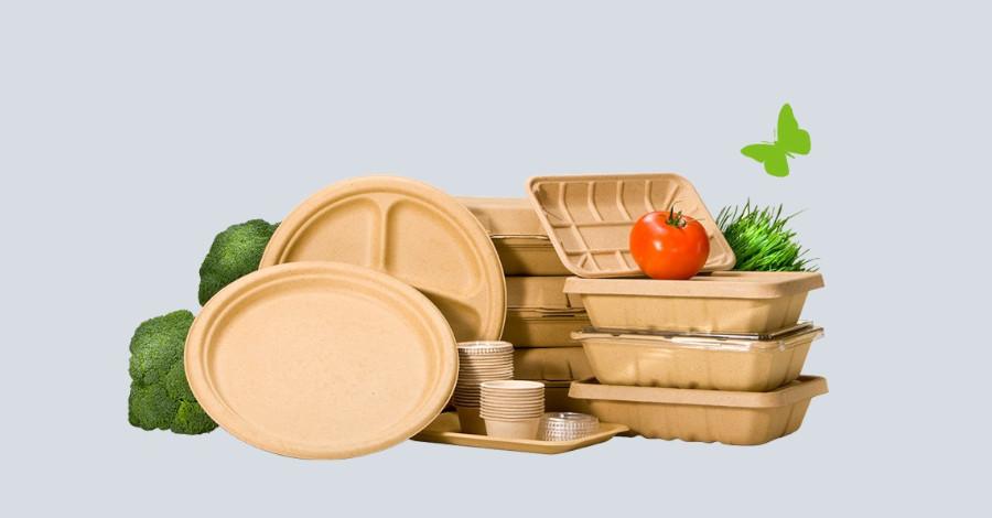 Kompostovateľný riad: Budúcnosť eventov a streetfoodov.