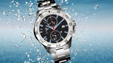 Premýšľate nad kúpou vodotesných hodiniek? Tieto parametre by mali spĺňať