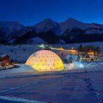 Ubytovanie vo Vysokých Tatrách v zime