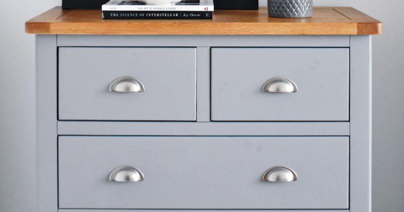 Vyskúšajte moderné otváracie mechanizmy do zásuviek a skriniek